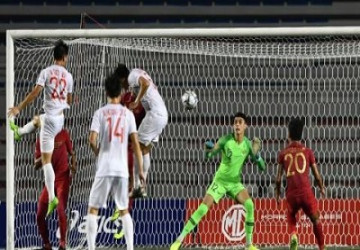 Highlights U22 Việt Nam - U22 Indonesia - Sea Games 30